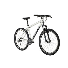 "Serious Eight Ball MTB Hardtail 26"" bianco/nero"